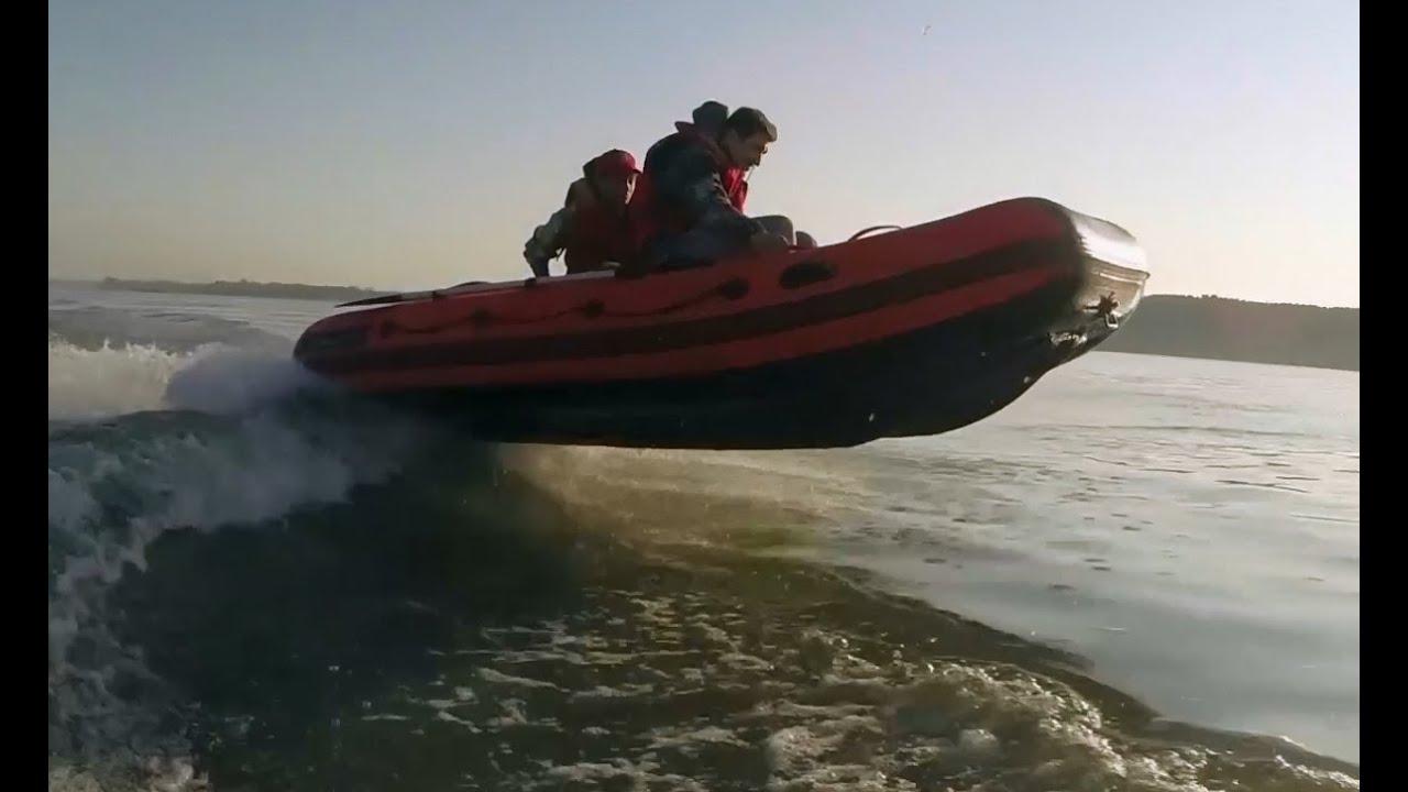 Представляем последнюю разработку компании Rusboat лодку ПВХ Афалина
