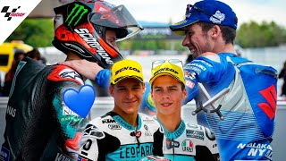 Mir and Quartararo: From teammates to title rivals