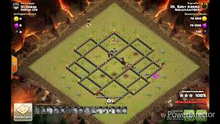 NoLuckJustSkill vs Fortas LTU(Random) - War Recap | Clash of Clans