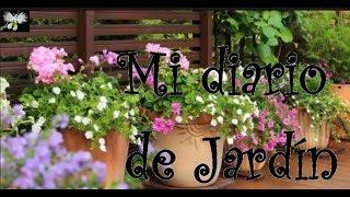 Gambar cover IDEAS PARA DECORAR EL JARDÍN, Mi diario de jardín.