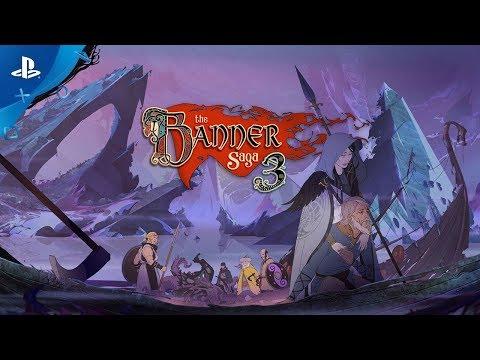 Banner Saga 3 – Launch Trailer | PS4