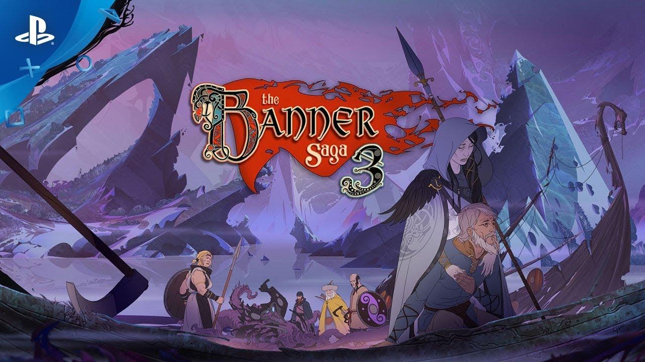 Banner Saga 3 – Launch Trailer