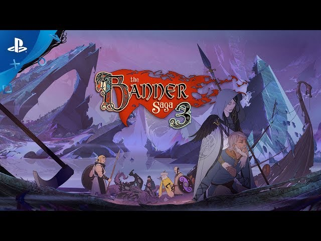 Banner Saga 3 - Launch Trailer | PS4