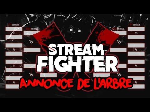Stream Fighter : Explications & Tirage au sort