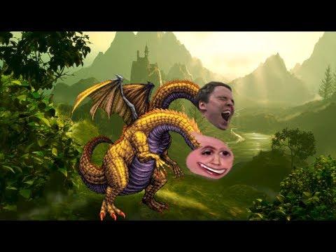 2 Dragons, 1 Donger
