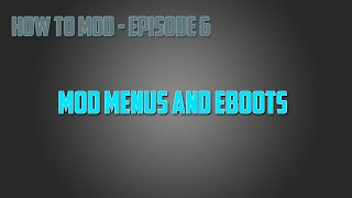 how to Mod Games  EBOOTS (HD) - How To Mod Ep.6