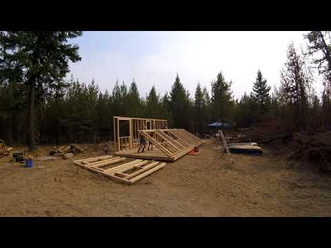 Cheapest Way Of Building A Tiny House!