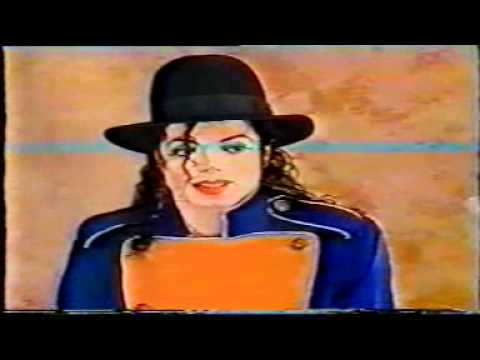 Michael Jackson News Footage, Arrival in Adelaide Australia, Interview & HIStory Concert Preparation
