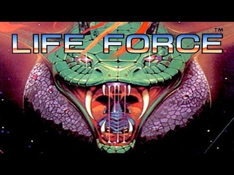 NES Longplay - Lifeforce (No Deaths Perfect)