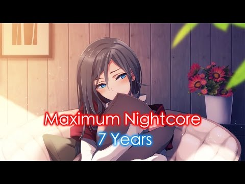 Nightcore - 7 Years (Female Version)