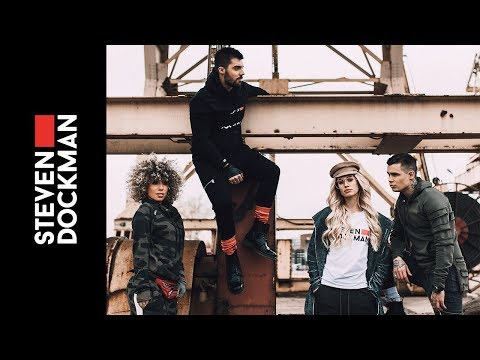 STEVEN DOCKMAN - Lifestyle fashion brand - Official Commercial