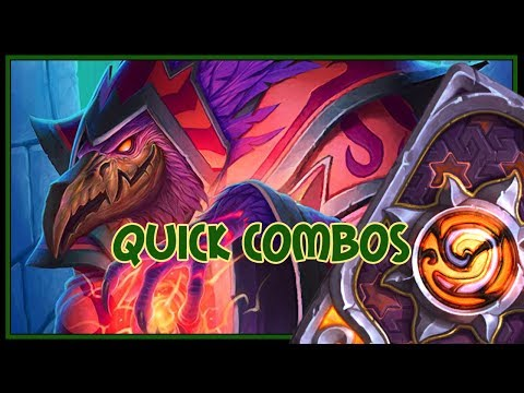 Hearthstone: Quick combos (combo priest)