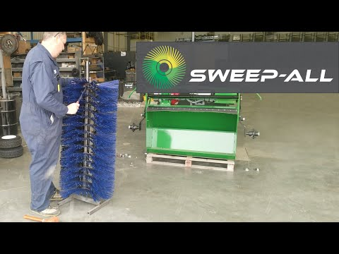 Brush Replacement - Sweep-All Commercial Turf Sweeper