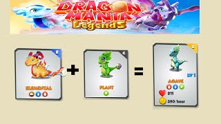 Mania How To Breed Dragon Legends