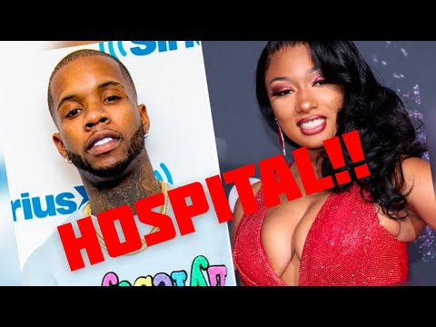 Megan Thee Stallion HOSPITALIZED from YouTube · Duration:  5 minutes 19 seconds