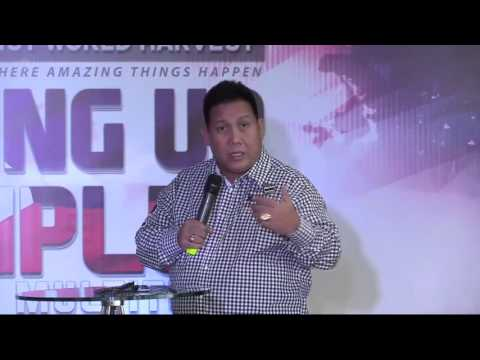 Eight Actions To Fulfill Your Dreams 2 By Bishop Oriel M. Ballano