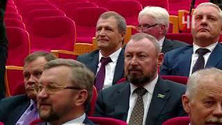Торжественное вручение мандатов / Новости