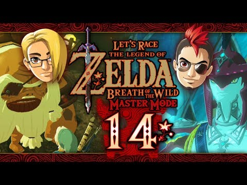 Let's Race: The Legend of Zelda: Breath of the Wild (Master Mode) - Part 14 - Ploymus Mountain