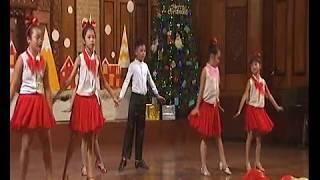 Lớp Dance sport Trung tâm Music Talent Giai Điệu Giáng Sinh 2015