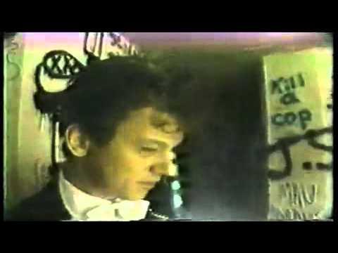 Brendan Mullen shows The Masque in 1984