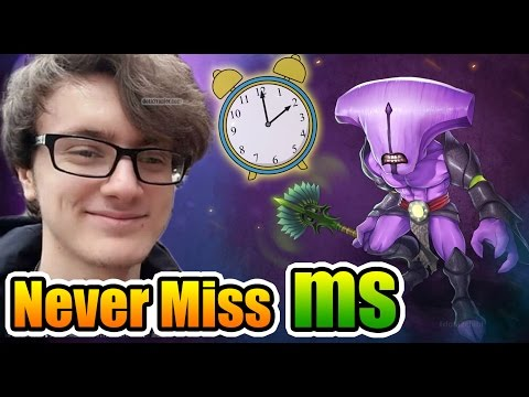 Miracle- Dota 2 [Faceless Void] Never Miss A MILLISECOND
