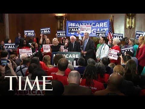 Good Morning Orlando - Sanders Unveils Medicare For All Plan