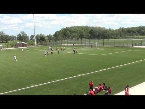 U15 West Ottawa Soccer vs Burlington 2nd half- July 9, 2017