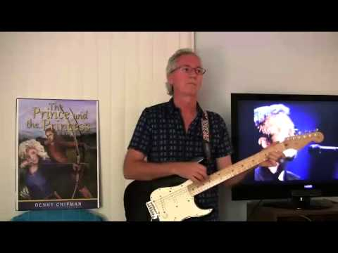 TampaBayDenny ~ River of Tears - Eric Clapton ~ Lead ...