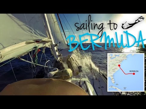 Sailing Offshore to Bermuda