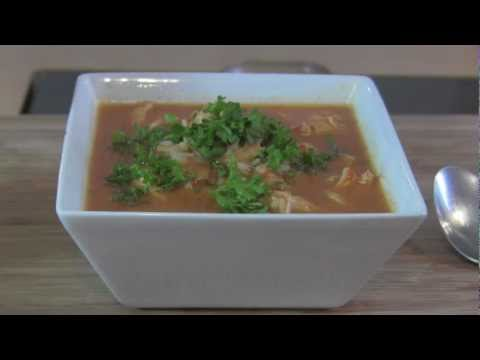 Spicy Chicken & Rice Soup