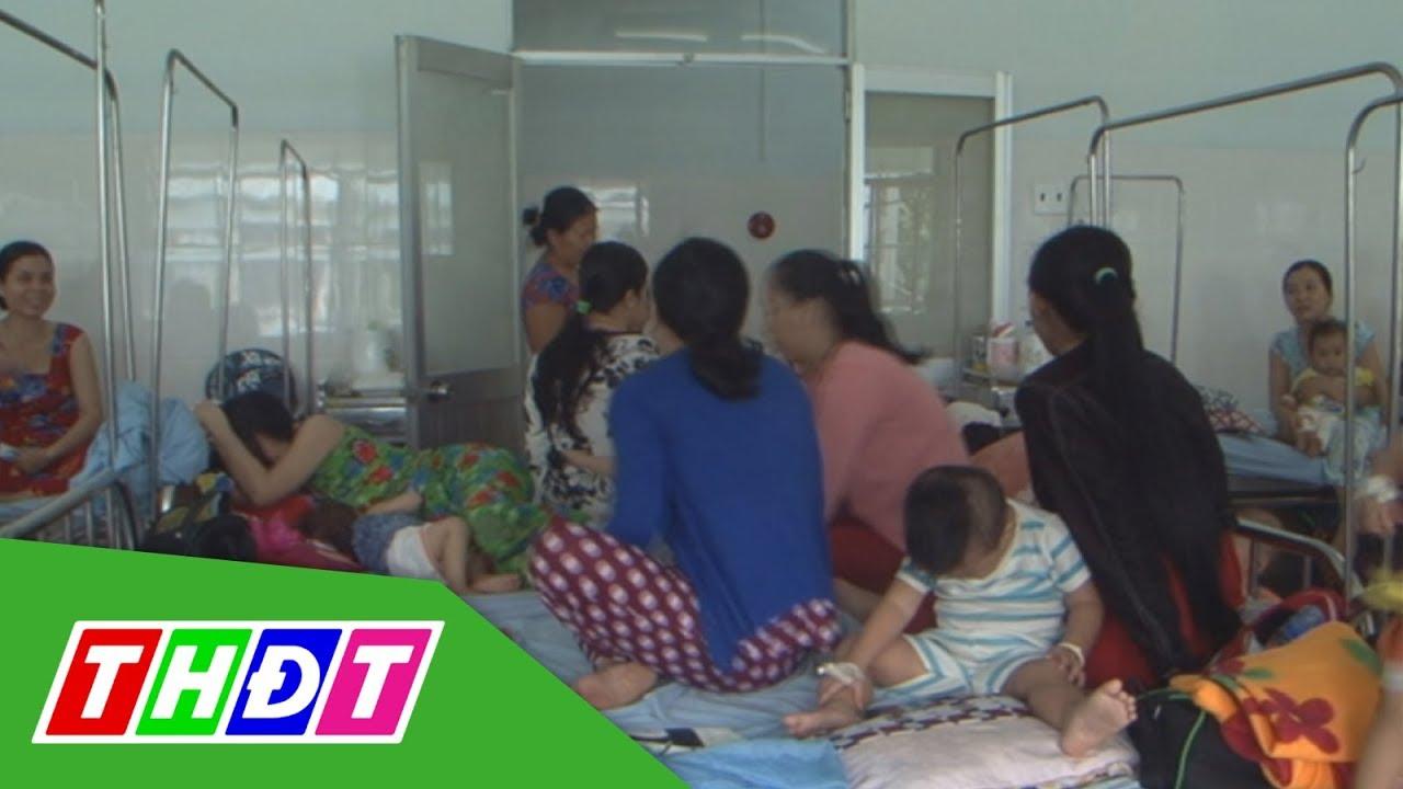 Bệnh viện quá tải vì bệnh nhân vượt tuyến   THDT
