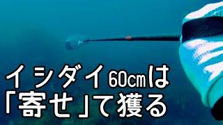 2018年5月、日本海某所。デカヒラマサ狙いのポイントだったがこの日は不...