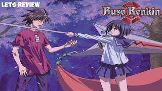 Lets Review  Buso Renkin  Episode 1