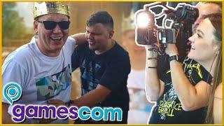 Knossi auf der Gamescom 2019!