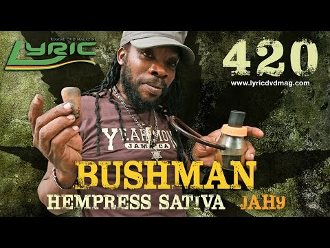 4/20 Jamaican Reggae Documentary  - Bushman, Hempress Sativa, Jah 9 .......