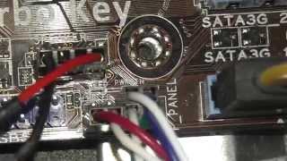 видео Что значат звуковые сигналы БИОС при включении пк?