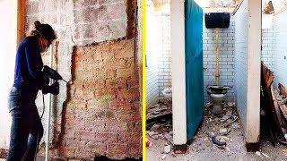 Bir Tuvalet Satın Aldığında İnsanlar Ona Gülmüştü Ta Ki İçini Görene Kadar!