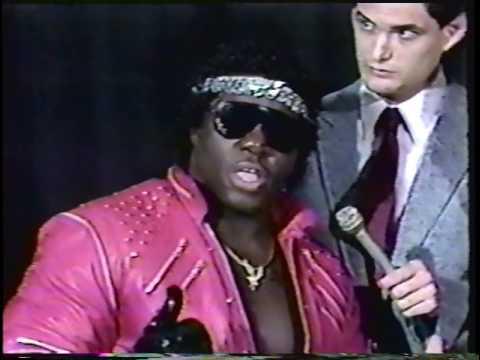 Memphis Arena TV April 20, 1985