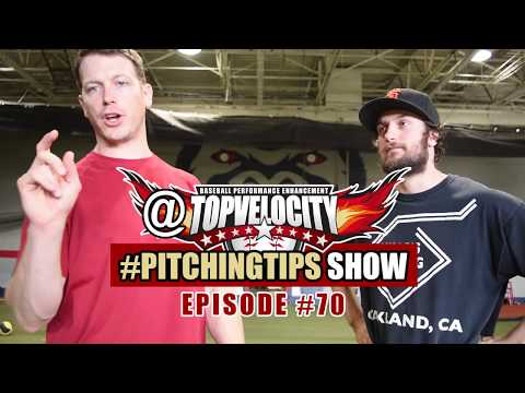 How did Tom Seaver throw hard with bent front leg? Ep70 @TopVelocity #PitchingTips Show