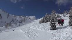 Skigebiet Zauchensee - Impressionen von einem Skitraum - Salzburger Sportwelt und Ski amadé