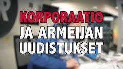 Korporaatio ja armeijan uudistukset
