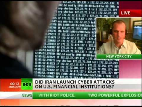 Cyber insecurity: Iranian hackers attack US?