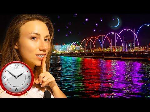 НОЧЬ В ГОРОДЕ На Кюрасао КАРИБЫ | Elli Di - видео онлайн