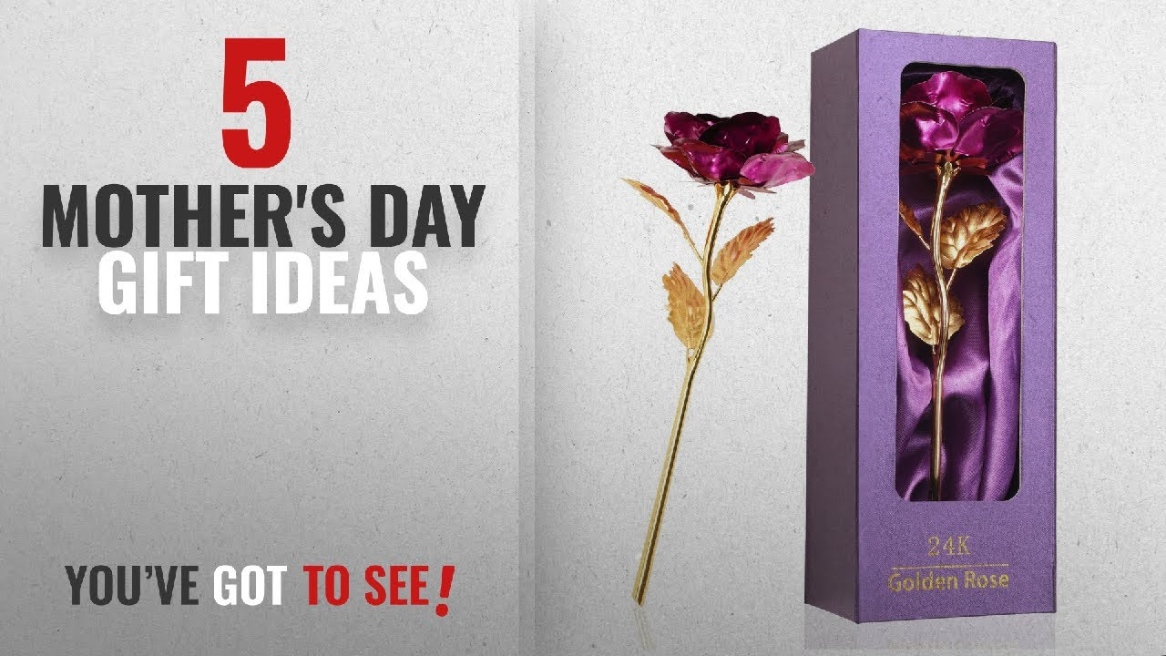top 5 mother s day gift ideas 2018 mothers day gifts purple rose