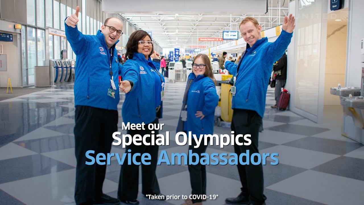 United - Looking back on a landmark year with Special Olympics