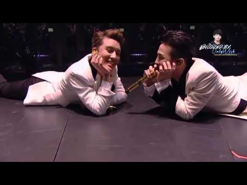 BIGBANG singing Love Song in a cute way [ToDae, Nyongtory and Taeyang]