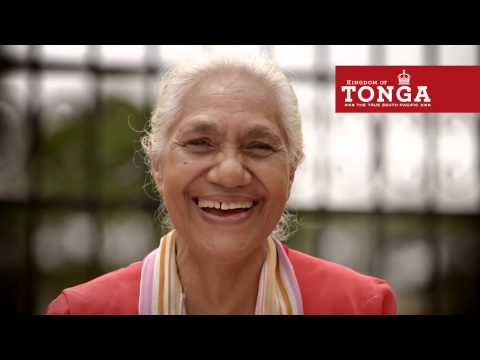 The Kingdom of Tonga - The True South Pacific