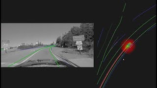 NVIDIA DRIVE—GTC 2018 Demonstration