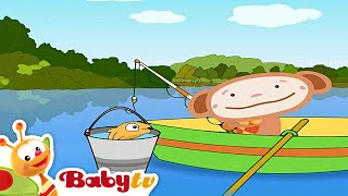オリバーが魚釣りに行く - BabyTV 日本語