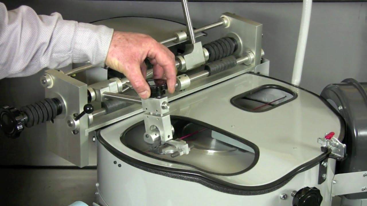 blades machine